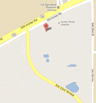Renal Dialysis Clinic On Archer Road Division Of Nephrology - Dialysis centers map us